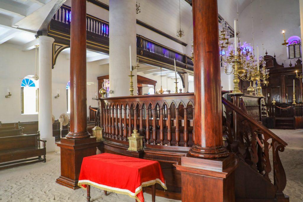 Mikvé Israël-Emanuelsynagoge
