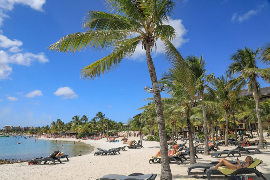 aanbiedingen naar Curaçao