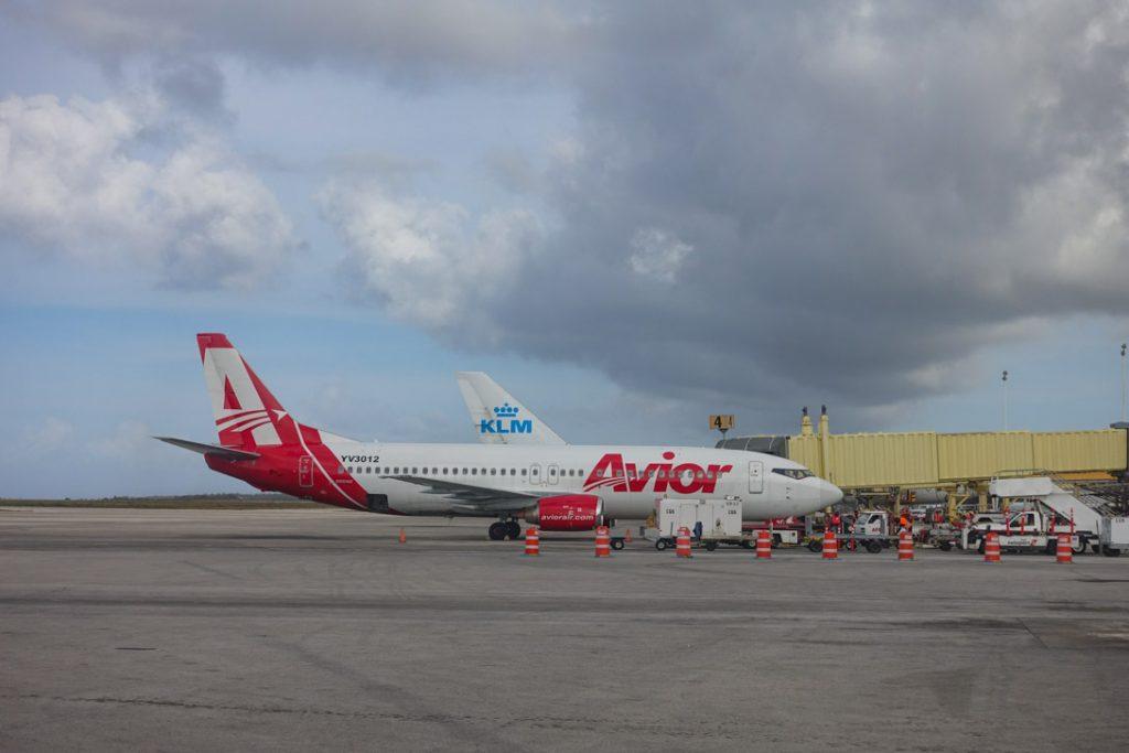naar Curacao vliegen