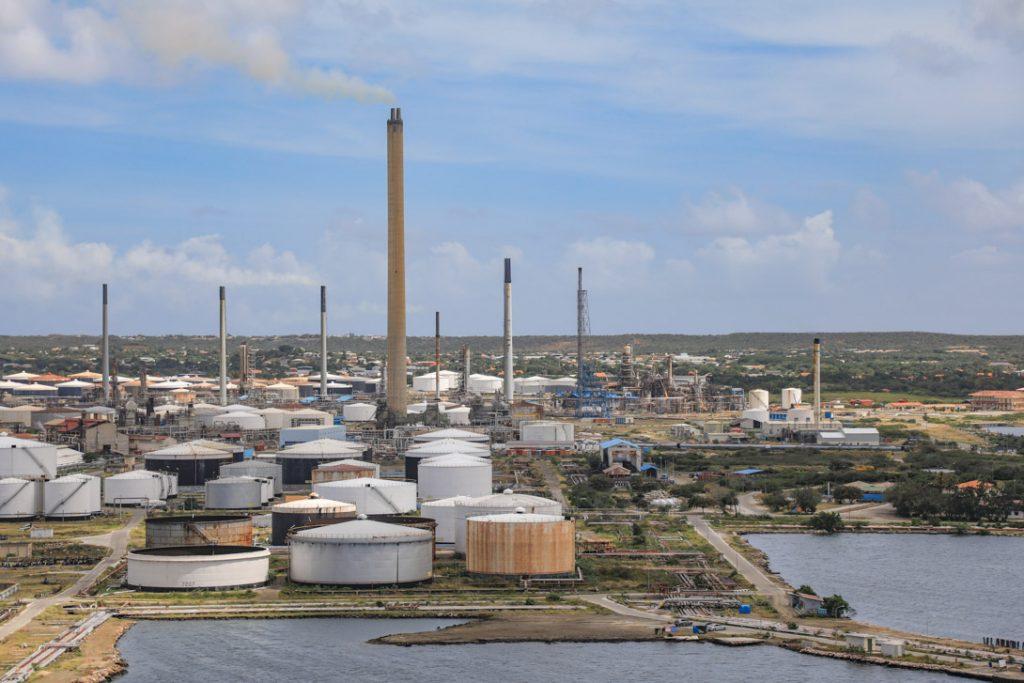 De raffinaderij