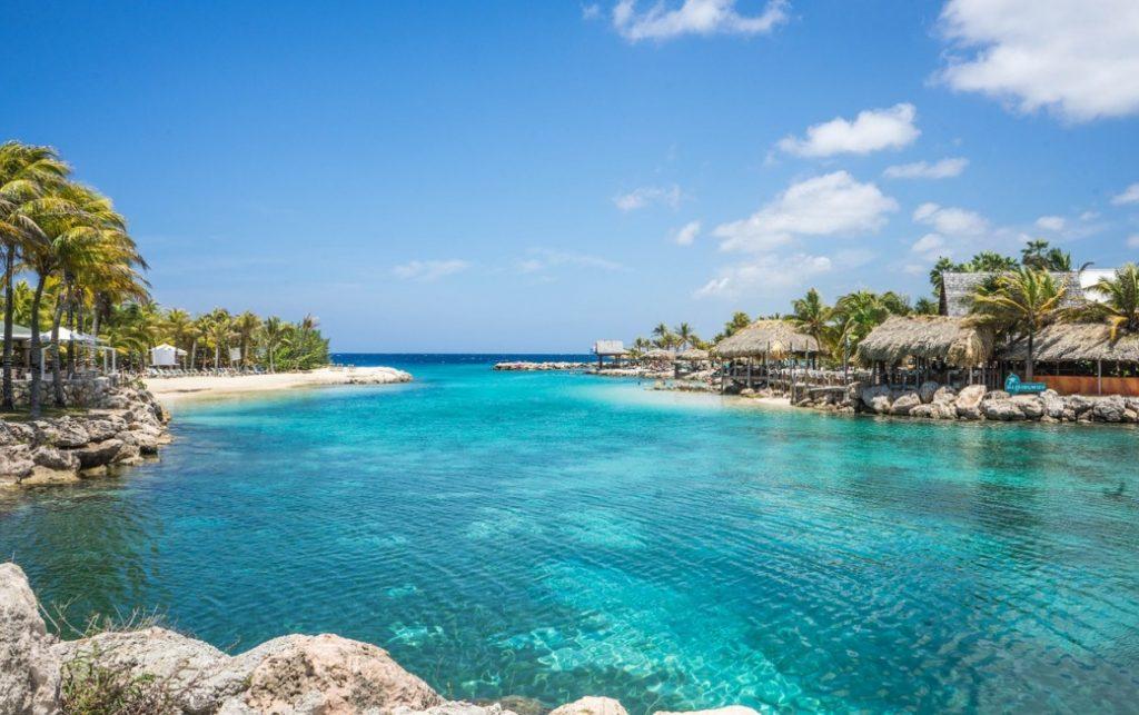 winterzon op Curacao