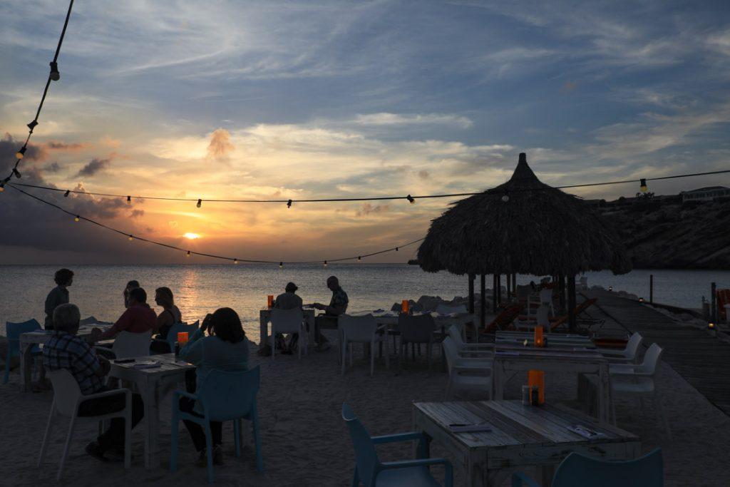 winterzon vakantie Curacao